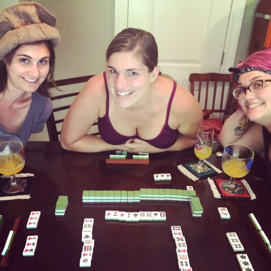 The Mahjong-A-Longs!