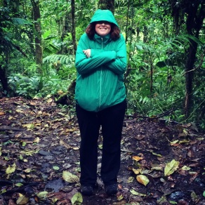 Freezing and wet in the Monteverde Cloud Forest