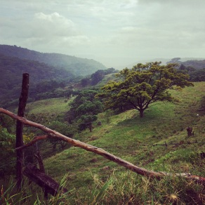 Over the hills of Monteverde