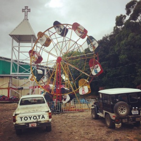 Carnival in Santa Elena!