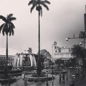 San Jose after the rain
