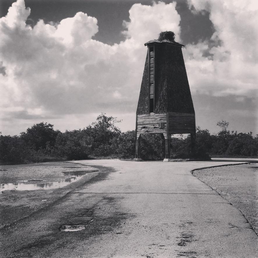 Bat Tower on the Florida Keys