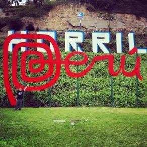 Peru's ubiquitous brand