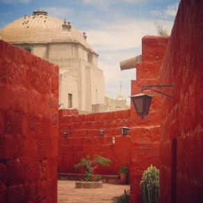 Monasterio San Catalina, Arequipa