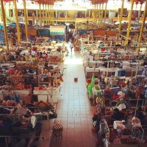 Arequipe market