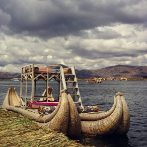 Reed boats of Uros