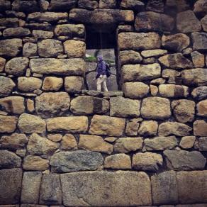 Machu Picchu trapezoidal windows