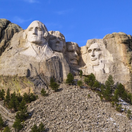 Mount Rushmore, SD
