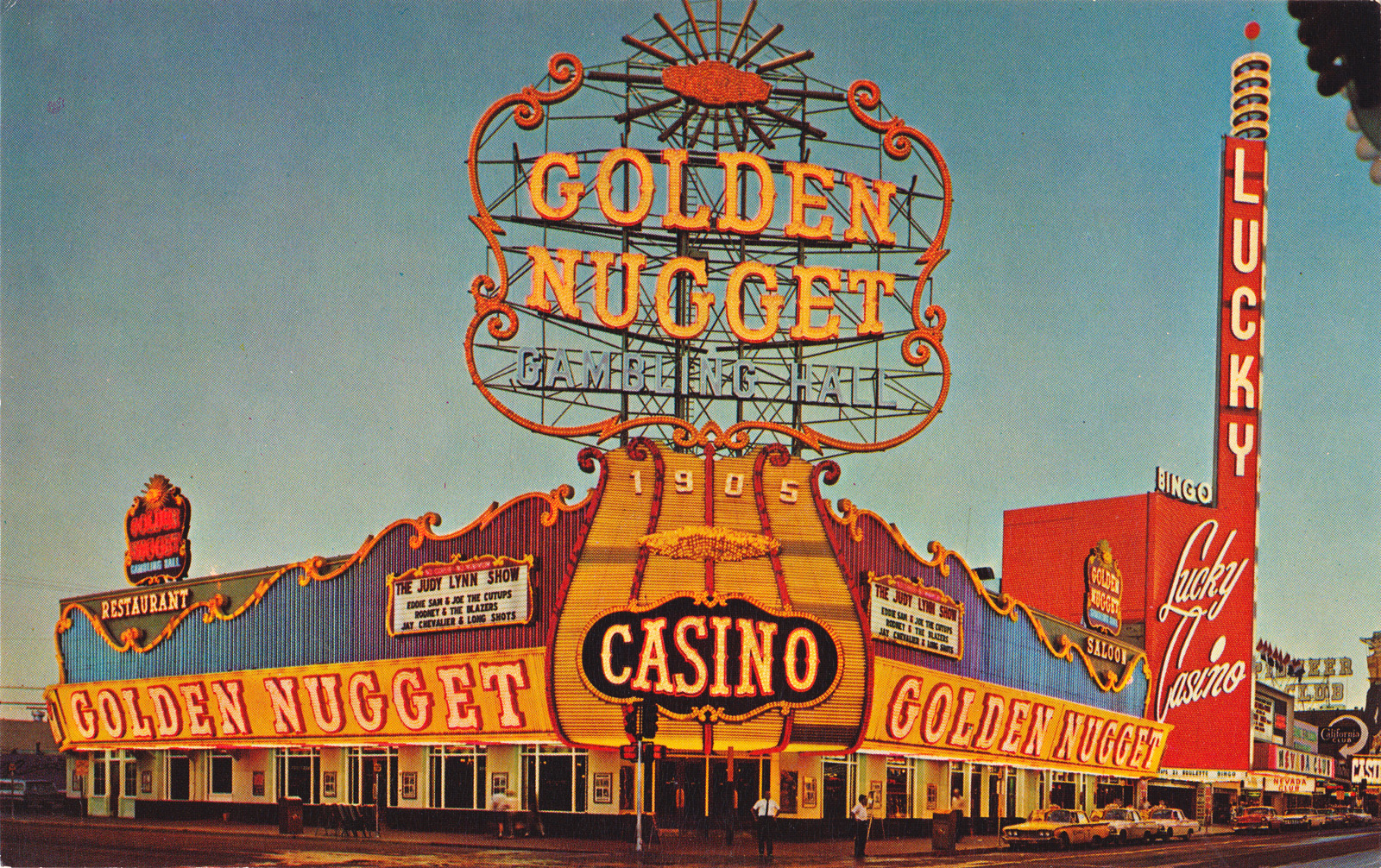 Gold nugget casino las vegas atlantis paradise island resort casino