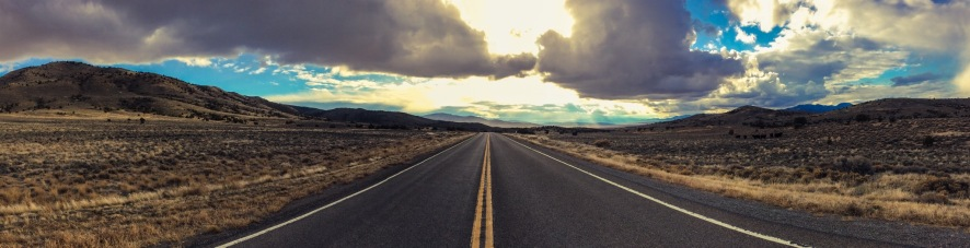 Loneliest Road in America, NV
