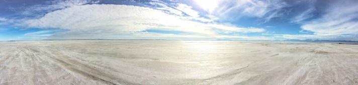Bonneville Salt Flats, Utah