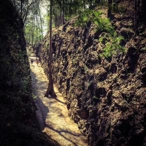 Hellfire Pass Memorial, Nam Tok, Thailand
