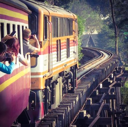 Death Railway, Thailand