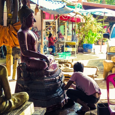 Pitsanulok, Thailand