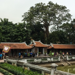 Confuscian Library, Hanoi, Vietnam