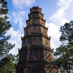Hue Pagoda, Vietnam