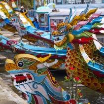 Hue River Boats