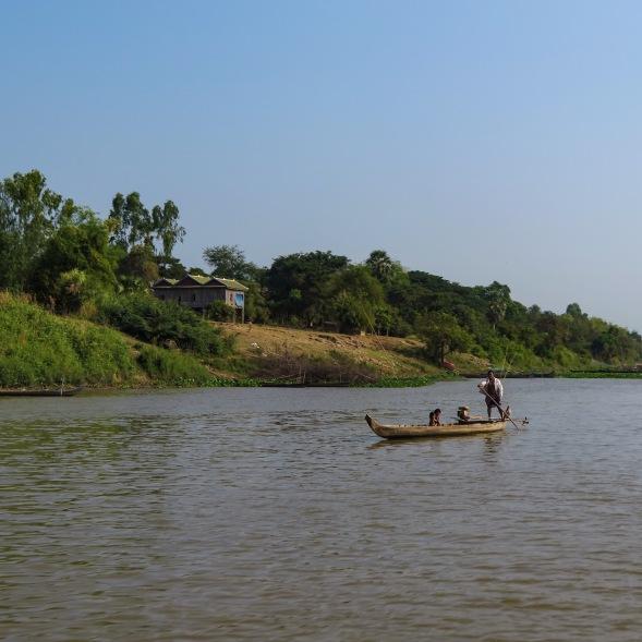FIsherman in Cambodia