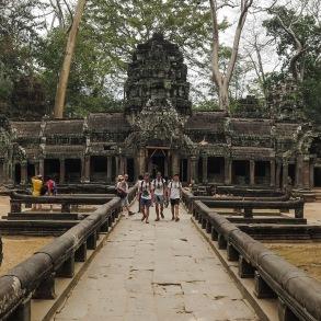 Angkor Archeological Complex, Siem Reap, Cambodia