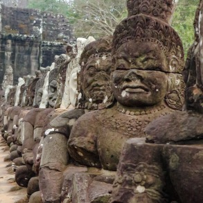 Angkor Archeological Complex, Siem Reap, Cambodia