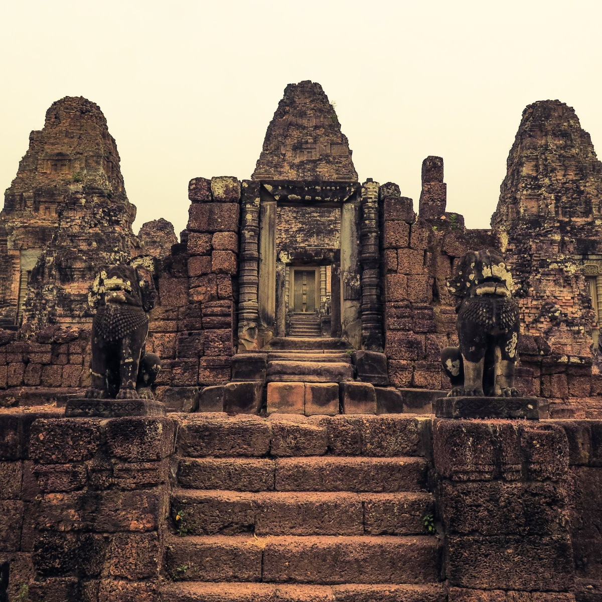 Angkor Wat - We Came, We Saw, We Got Sunburned and Hopelessly Lost