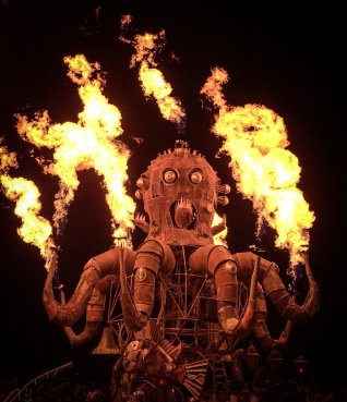 El Pulpo Mecanico - my new spirit animal