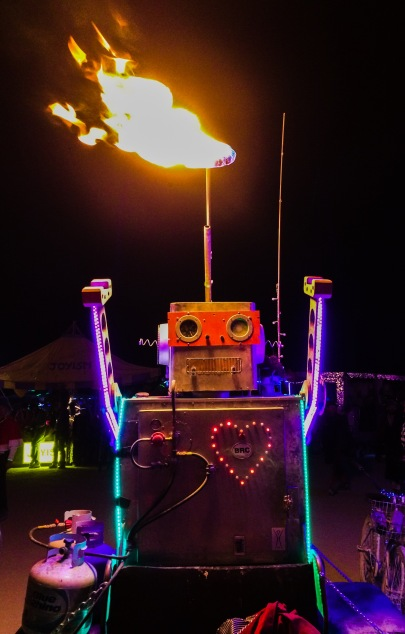 I <3 Robots