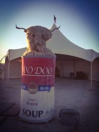 Voo Doo Soup - Hot music, live soup.
