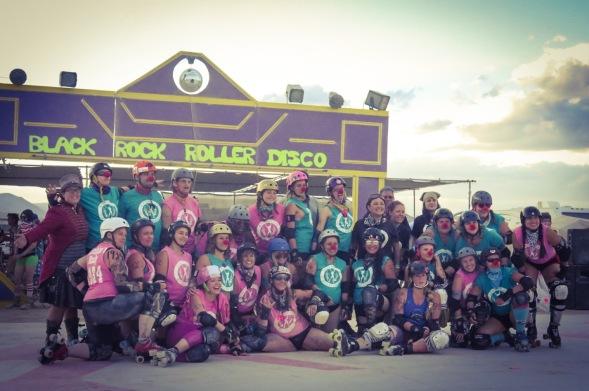 BRC Roller Girls!