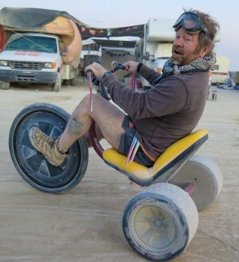Big Wheel fun