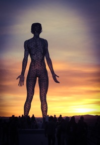 R-Evolution at sunrise