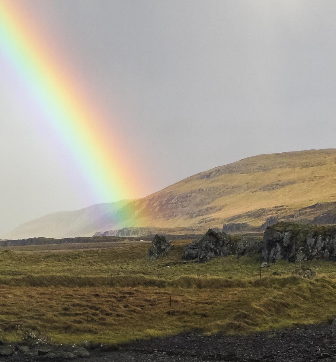 Hólmavík to Sauðárkrókur: Road Trip!